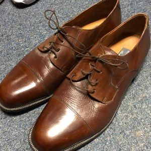 Bostonian Brown Leather Shoes